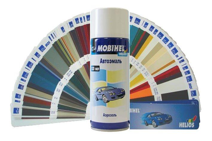Один из вариантов краски для плитки в ванной - автоэмаль