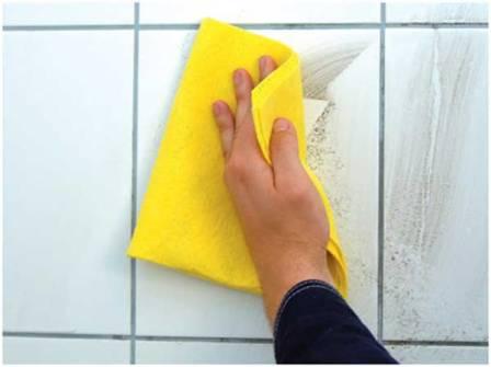 Профилактика средствами, проветривание и регуляции влажности - лучшие средства от грибка в ванной