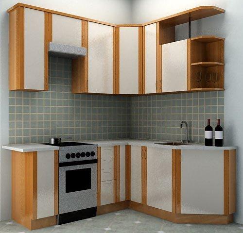 Мебель для маленькой кухни: компактная и эргономичная мебель подходит более всего