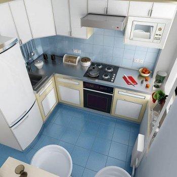 Мебель для маленькой кухни: как выбрать правильно?