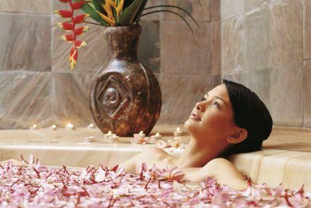 Какую ванну принять в домашних условиях?