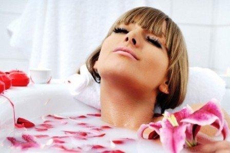 Ищите популярные СПА и водные процедуры? Попробуйте омолаживающие ванны