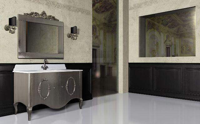 Образец ремонта и дизайна ванной комнаты