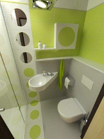 Идеальное оформление маленькой ванной комнаты: оригинально и комфортно
