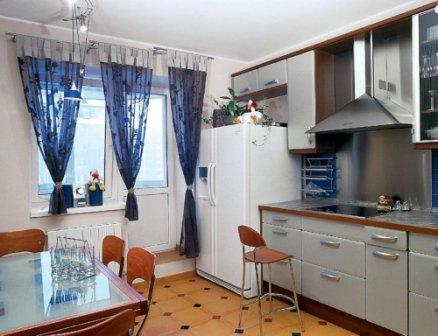 Вариант оформления кухни в вашей квартире