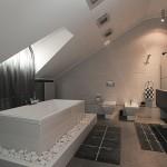 Стиль минимализм в ванной — лаконично и просто