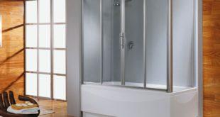 Ширма для ванной: разновидности и особенности монтажа