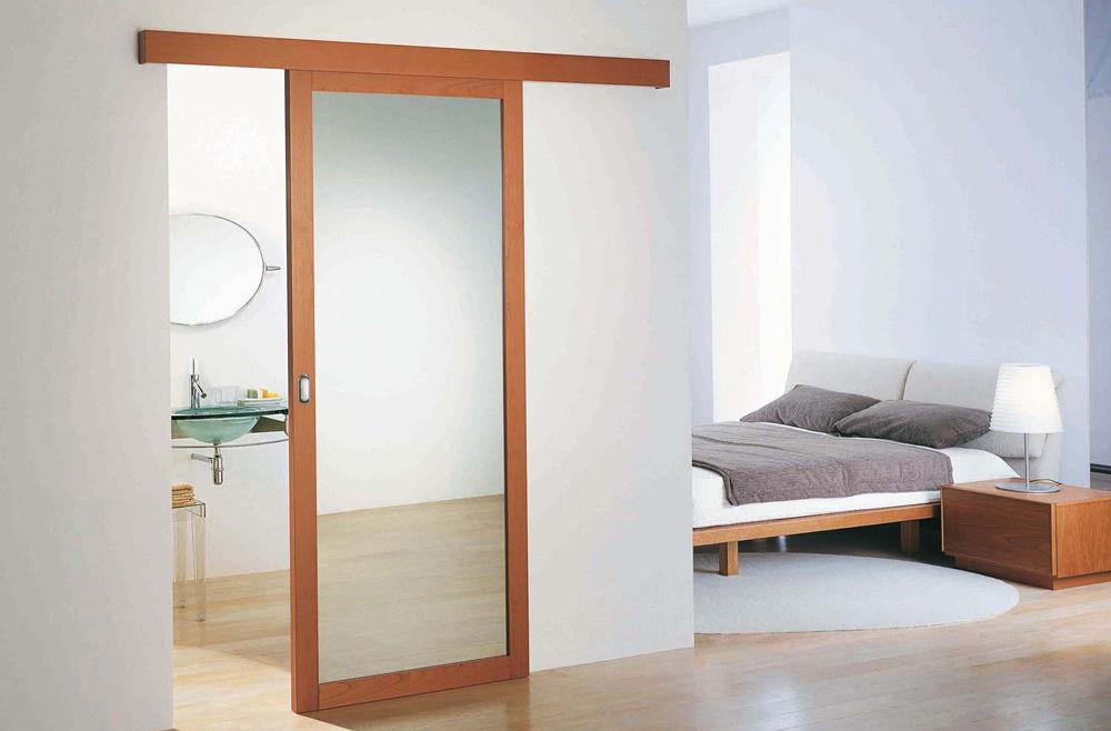 Раздвижная дверь в ванную: преимущества и правильный выбор