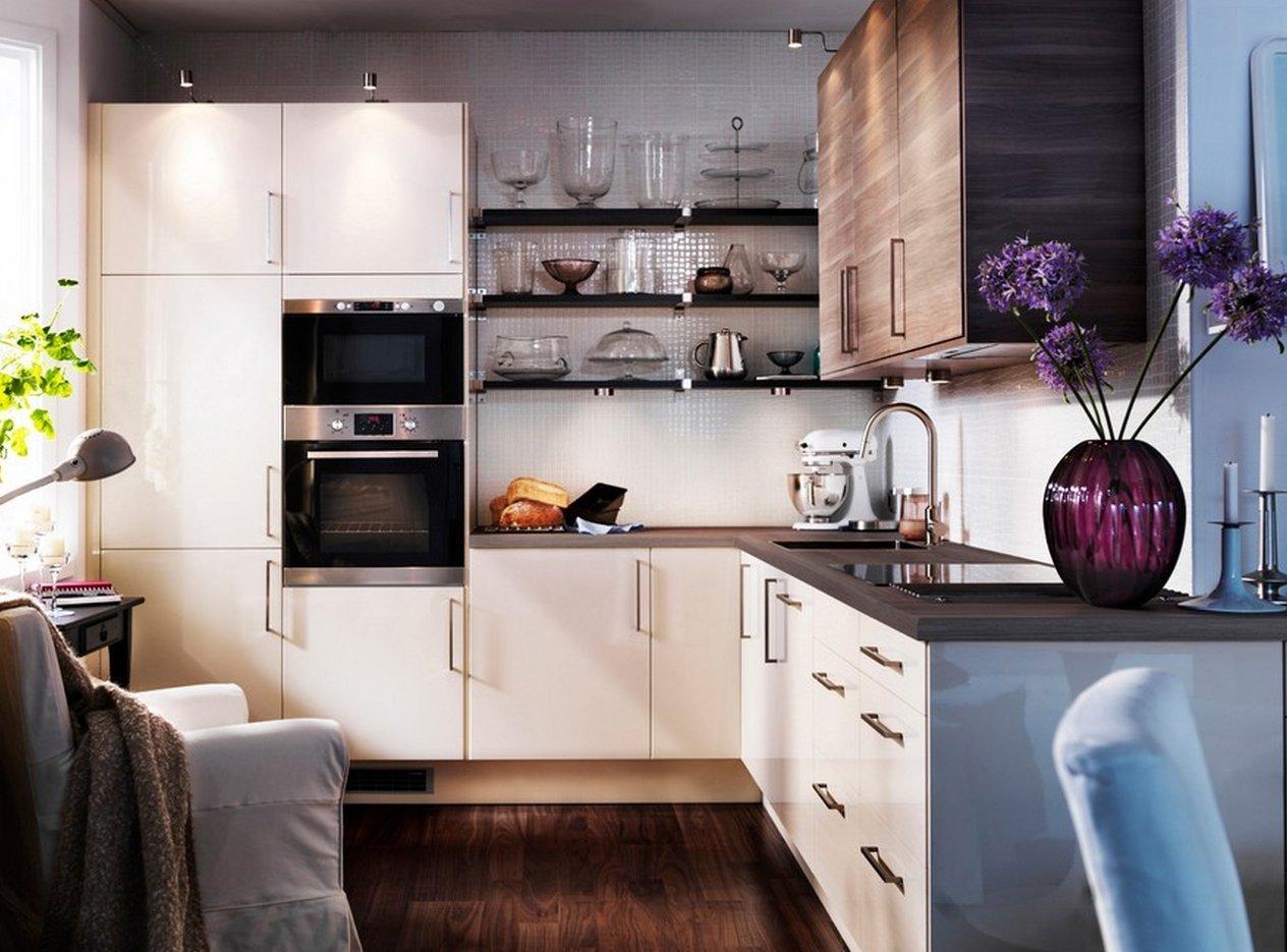 Ремонт маленькой кухни: советы специалистов