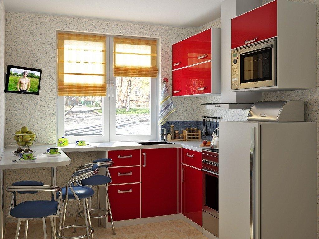 Дизайн и ремонт кухни в хрущевке: варианты интерьера, выбор мебели