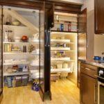 Хранение продуктов и кухонных принадлежностей