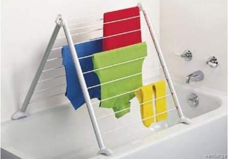Советы по выбору сушилки для ванной комнаты