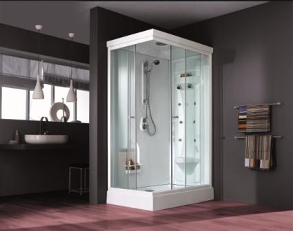 Типы душевых кабин для ванной комнаты: рассматривать популярные или же остановится на недорогой модели?