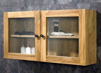 Обыкновенный навесной шкаф для ванной комнаты