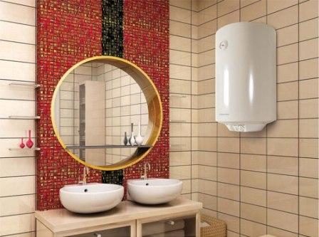 Водонагреватели для ванной комнаты: какой фирмы выбрать водонагреватель?