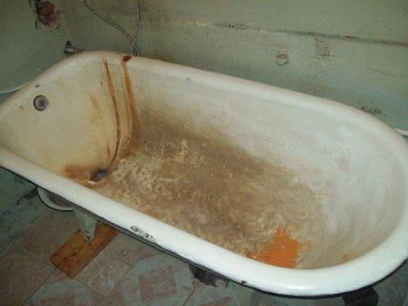 Самостоятельный демонтаж ванны любого типа и материала изготовления