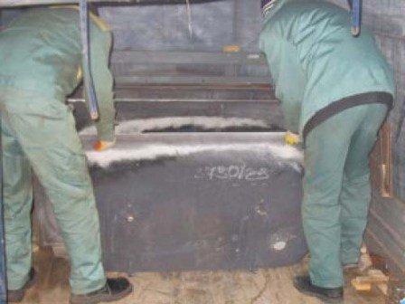 Заказ демонтажа и вывоза старой ванны специальным службам