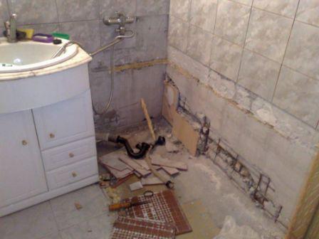 Демонтаж и вывоз стальной ванны своими руками