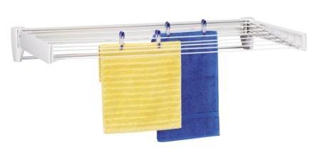 Установка сушилки для белья в ванной комнате - мероприятие, требующее особого внимания