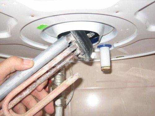 Замена ТЭНа в водонагревателе своими руками