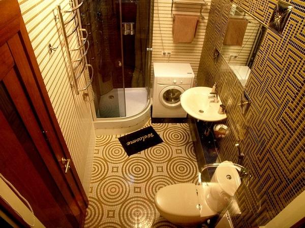 ванна в итальянском стиле