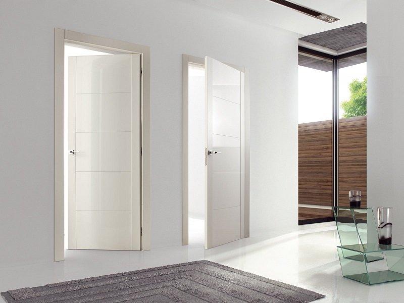 Оптимальный вариант дверей в санузел
