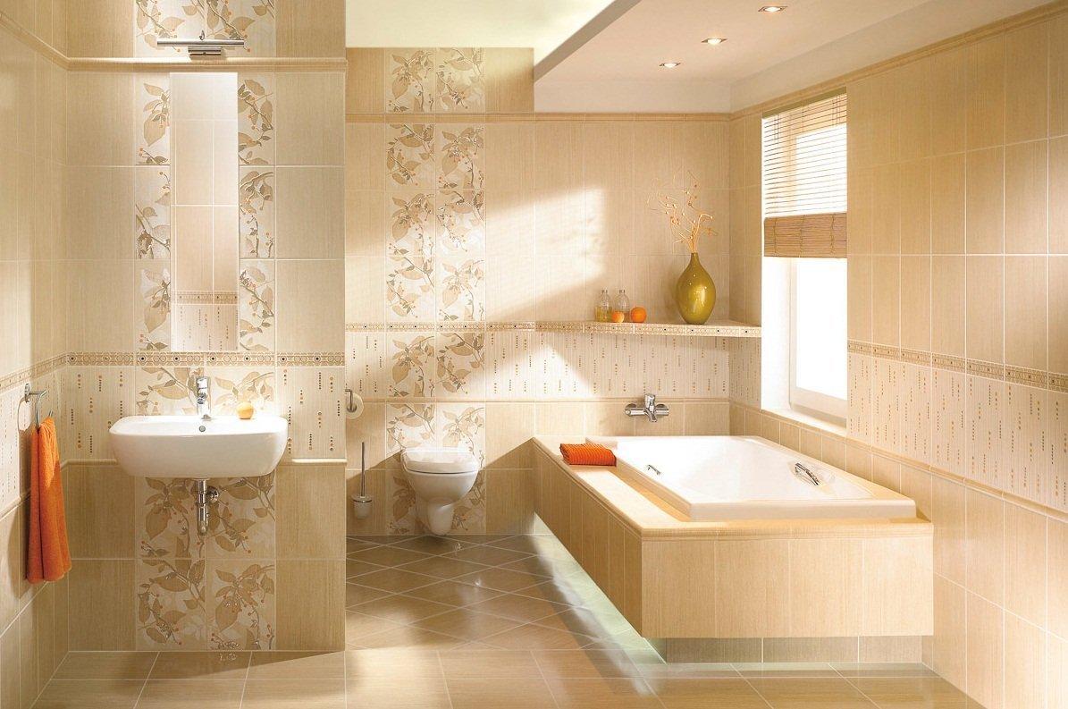 Варианты раскладки плитки в ванной: новые идеи, новые возможности