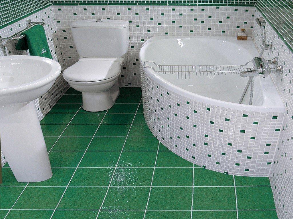 Недорогая современная ванная комната — это реально!