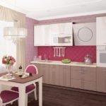 Модульная кухня Афина