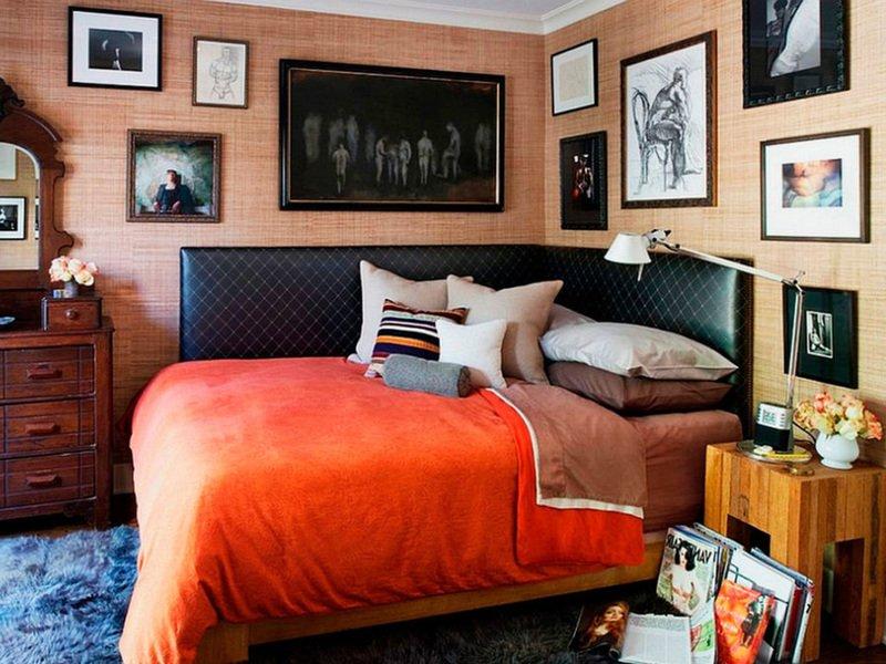 Угловая кровать-диван