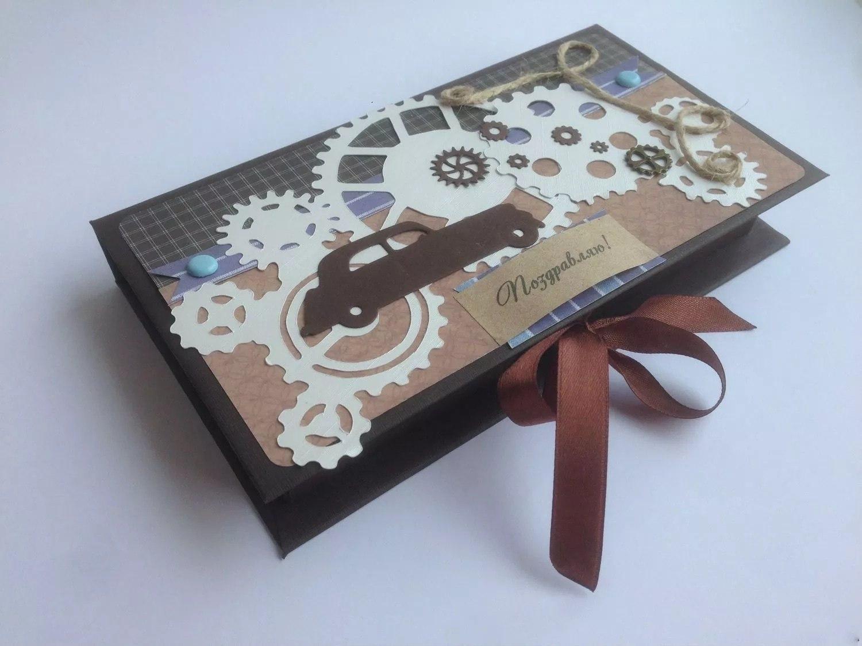 Рамки, коробки для открыток своими руками