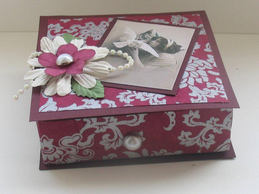 декор коробок своими руками в картинках здесь преимущественно