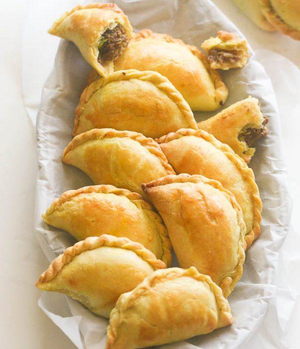 Ямайские пирожки