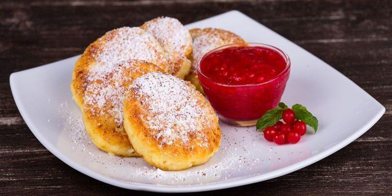 Завтраки выходного дня