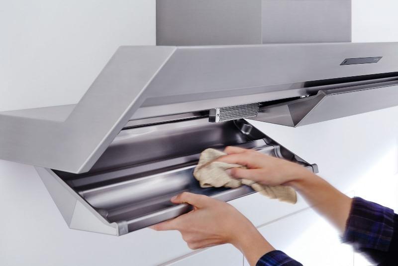 7 лучших средств от жира на кухонной вытяжке - Дом