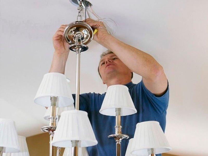 4 вида ремонта, во время которых нужно обесточить квартиру, чтобы не ударило током - Дом